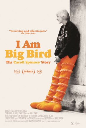 I am Big Bird poster