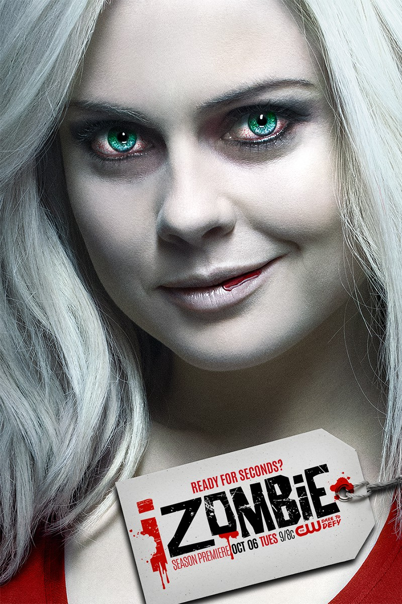 iZombie season two | borg.com