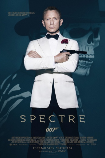 New SPECTRE poster