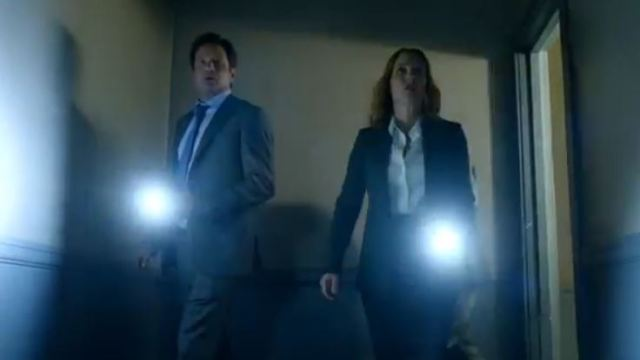 The X-files trailer 2016