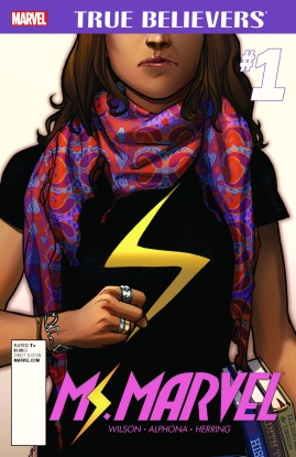 True Believers Ms Marvel