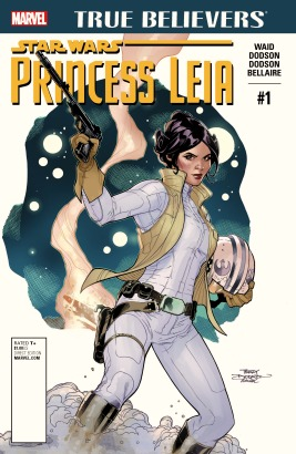 True Believers Princess Leia