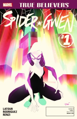 True Believers Spider-Gwen