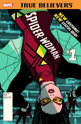 True Believers Spider-Woman