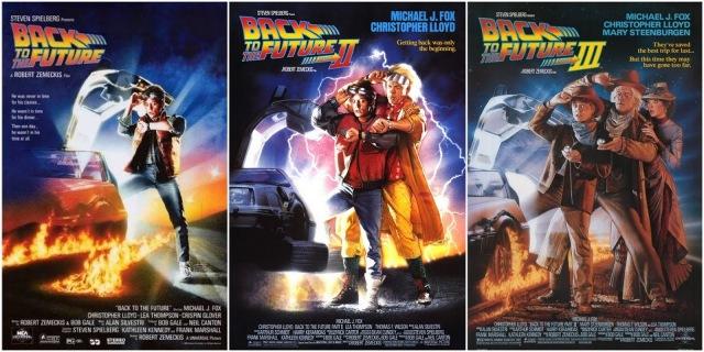 BTTF trilogy