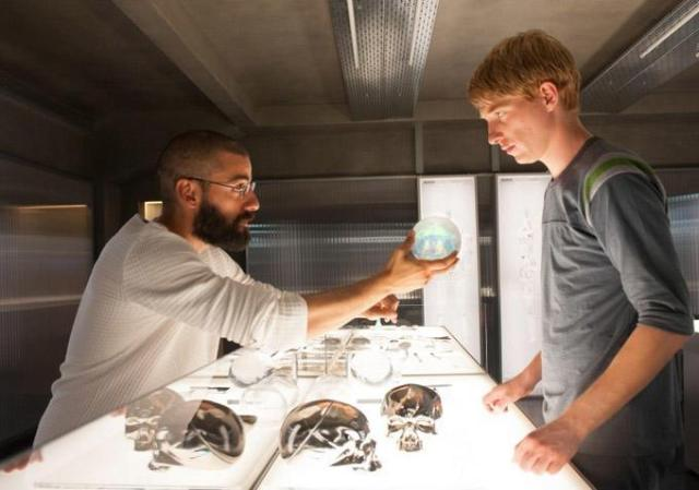 Isaac and Gleeson