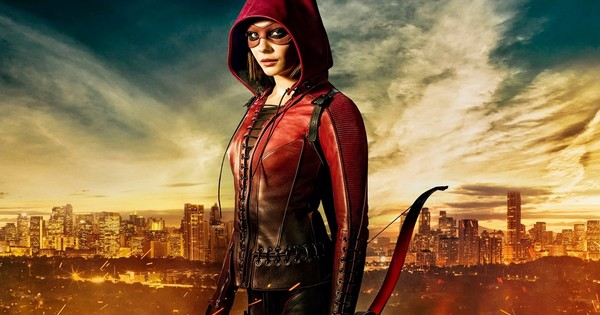 New Speedy Willa Hollans on Arrow
