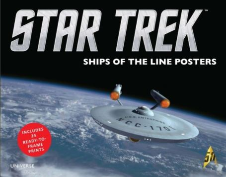 Ships of the Line posters cover 2015