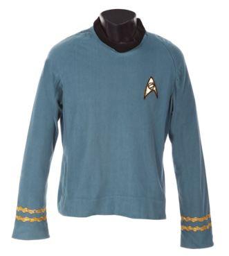 Spock tunic PIH 2015