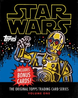 Star Wars Topps book