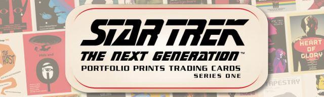 STTNG Juan Ortiz Next Gen poster cards