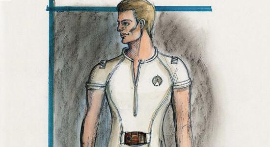 TMP Kirk costume