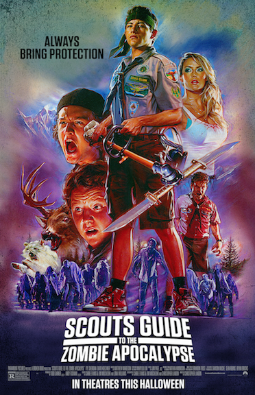 Zombie Scouts