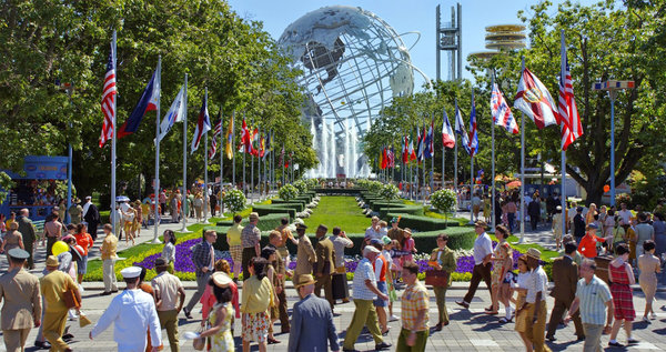 1964 Worlds Fair in Tomorrowland