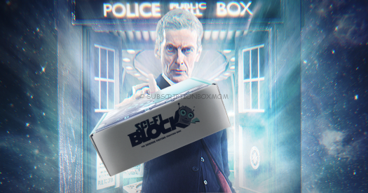 Sci-Fi Block Doctor Who