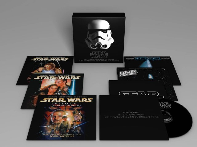SW Ultimate Soundtrack Collection