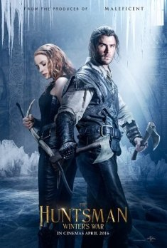 11 The Huntsman Winter's War movie poster
