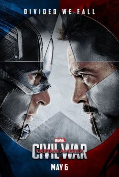 12 Captain America Civil War movie poster
