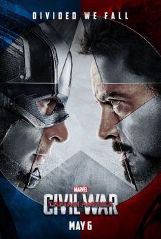 12 Captain America Civil War movie poster
