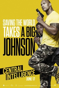15 Central intelligence poster