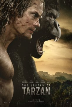 16 Legend of tarzan poster