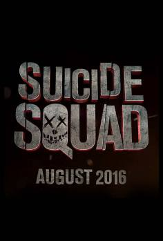 17 Suicide Squad poster