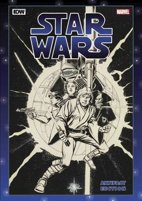 Artifact Edition IDW Star Wars Chaykin Goodwin