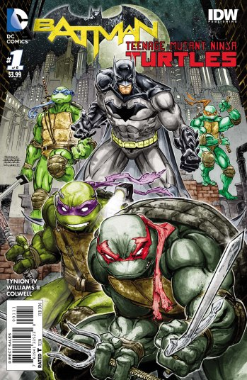 Batman TMNT 1 Williams