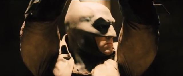 Batman v Superman clip
