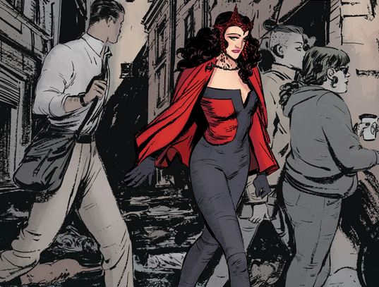 Del Rey Scarlet Witch