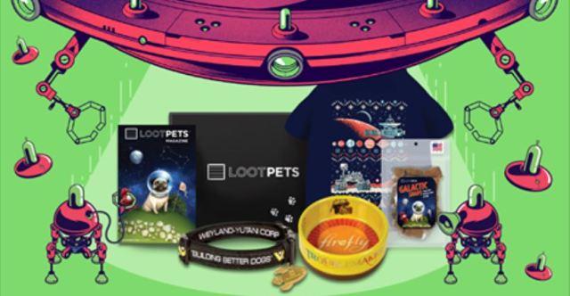Loot Crate Loot Pets