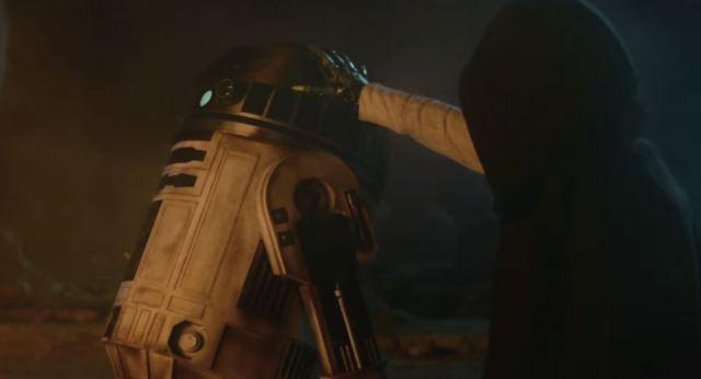 Luke hand