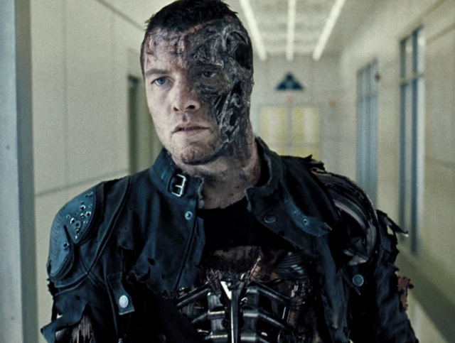 Marcus Wright Terminator Salvation