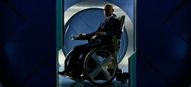 Professor Xavier X-Men Apocalypse James McAvoy