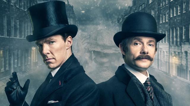 Sherlock special 2016