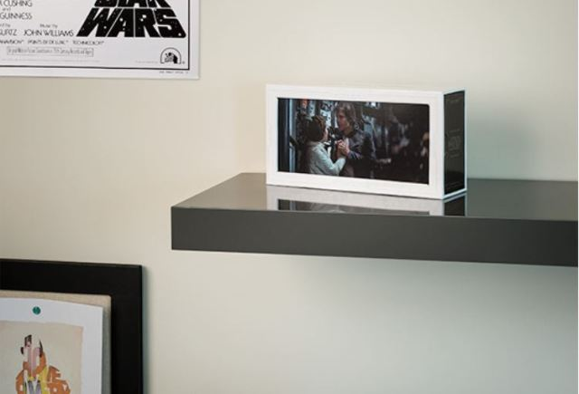 SW postcard shelf