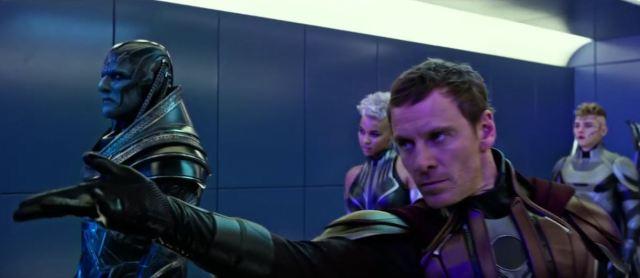 X-Men Apocalypse clip