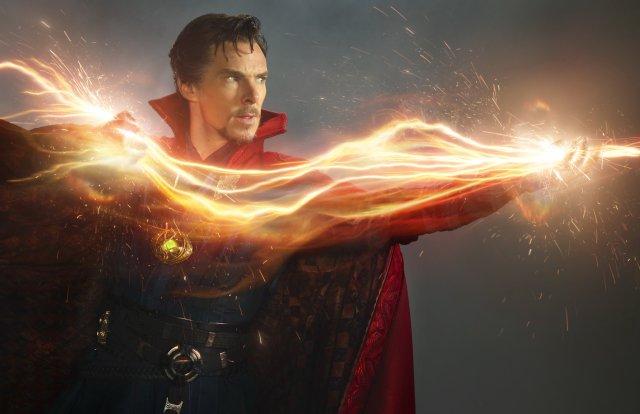 Cumberbatch Doctor Strange A