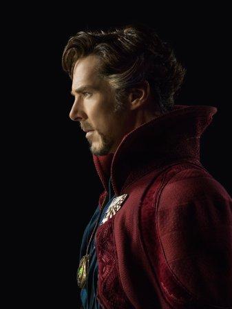 Cumberbatch Doctor Strange F