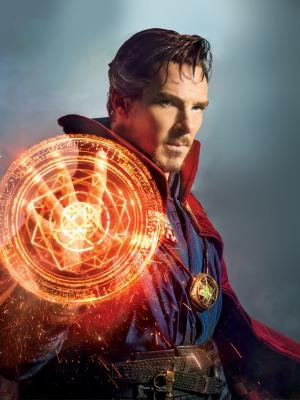 Cumberbatch Doctor Strange G