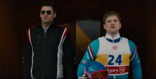 Eddie the Eagle clip
