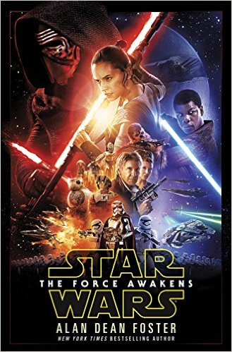 Foster Star Wars The Force Awakens hardcover cover