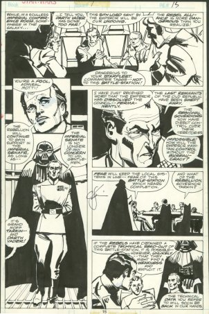 Howard Chaykin Star Wars 1p15