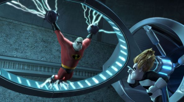 Incredibles caught