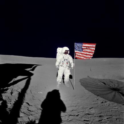 Edgar Mitchell Apollo 14