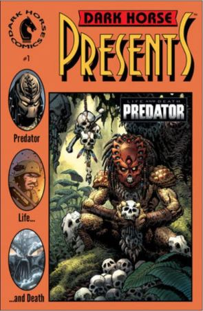 Predator Life and Death 1 cover C