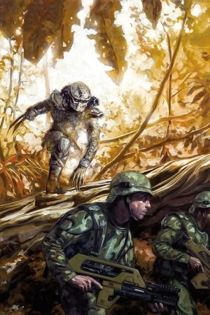 Predator Life and Death 2 cover