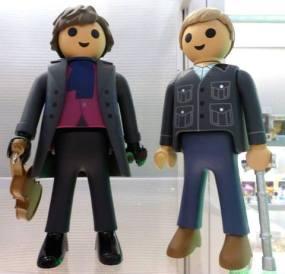 Sherlock playmobil funko