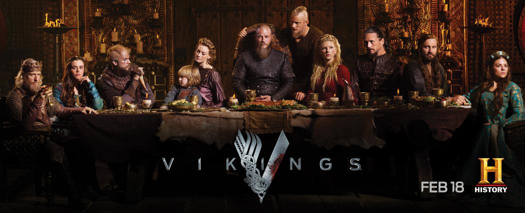 Vikings banner season 4