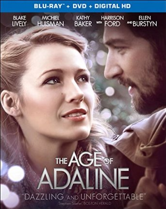 Age of Adaline vlu-ray